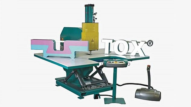 The TOX®-Press for clinching